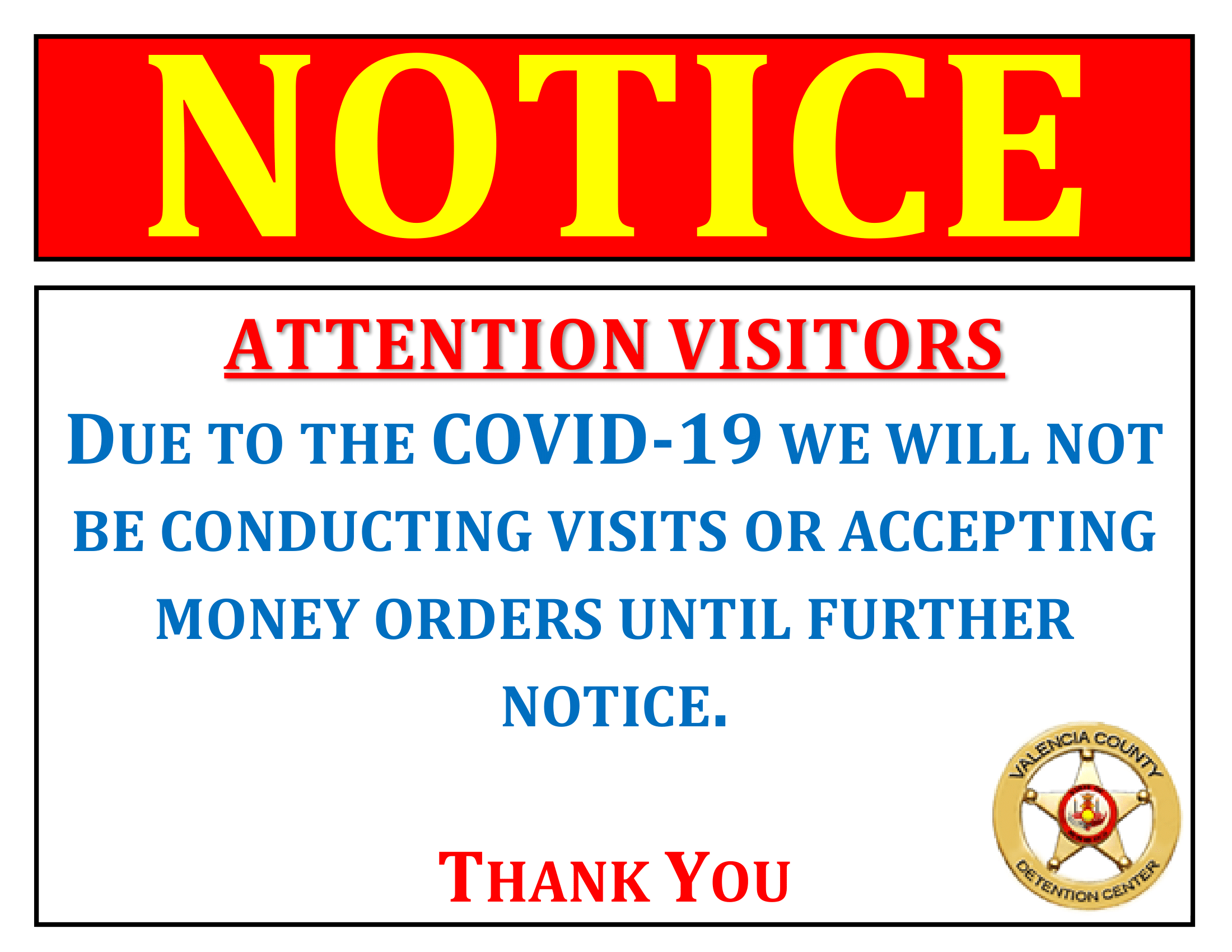 Website Notice Sign-1